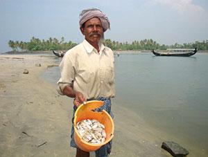 Fischer in Kerala
