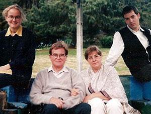 Familie Flüeck